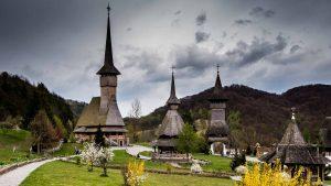 wooden monasteries maramures