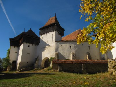 Villages with fortified churches from Transylvania