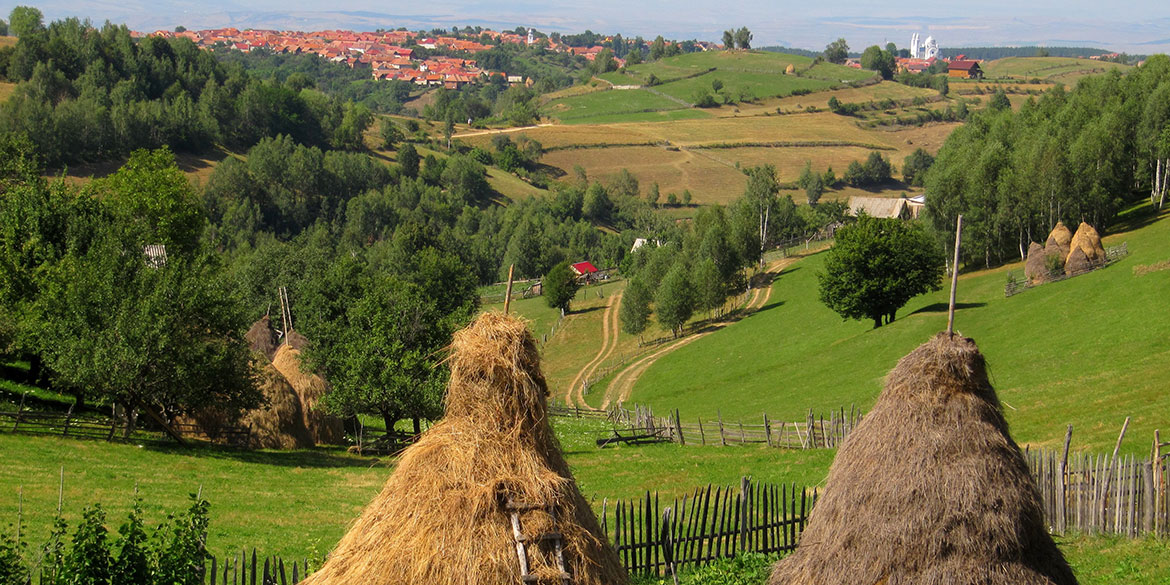 Discover beautiful and authentic Romania