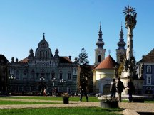 Guided Tour of Timisoara