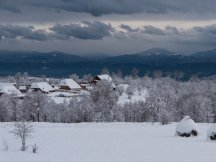 Winter tour of Romania & Transylvania
